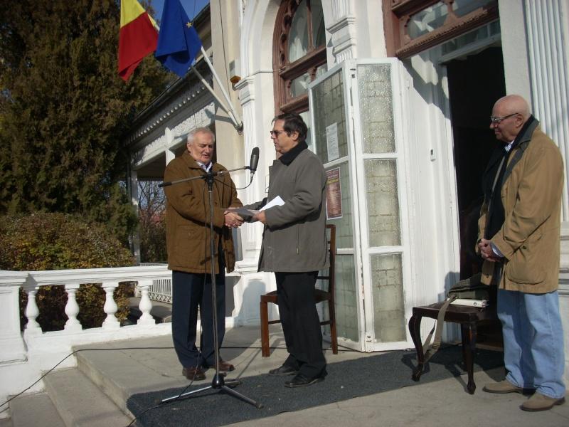 """FESTIVALUL CONCURS NAŢIONAL DE PROZĂ  """"MIHAIL SADOVEANU""""EDIŢIA a II-a, IAŞI, 4-6 noiembrie 2011 Festiv93"""