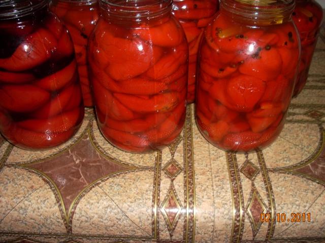 Muraturi in otet si in saramura-alte preparate(conserve din legume) pentru iarna Gogosa14