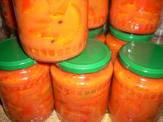 Muraturi in otet si in saramura-alte preparate(conserve din legume) pentru iarna Gogosa16