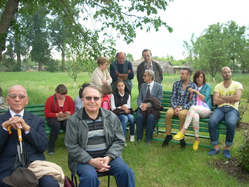 """""""Acasă la familia Negruzzi""""-20 mai 2012 Hermez25"""