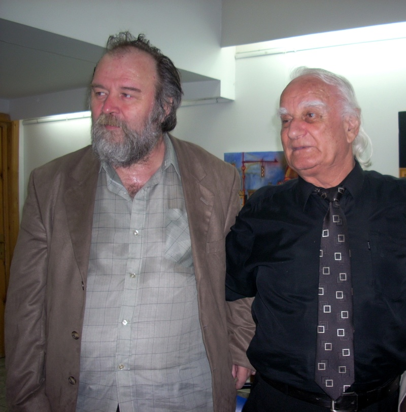 """Şedinţa XXI a Cenaclului Universul Prieteniei-""""ASTRALIA – un continent al poeziei"""" întâlnire de suflet cu omul şi poetul HORIA ZILIERU-19 mai 2012 Horia_12"""