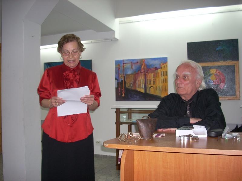 """Şedinţa XXI a Cenaclului Universul Prieteniei-""""ASTRALIA – un continent al poeziei"""" întâlnire de suflet cu omul şi poetul HORIA ZILIERU-19 mai 2012 Horia_14"""
