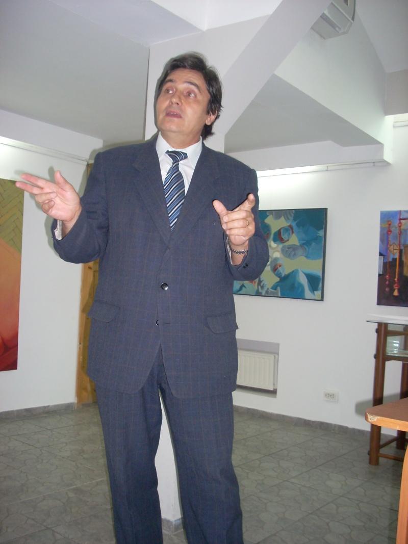 """Şedinţa XXI a Cenaclului Universul Prieteniei-""""ASTRALIA – un continent al poeziei"""" întâlnire de suflet cu omul şi poetul HORIA ZILIERU-19 mai 2012 Horia_16"""