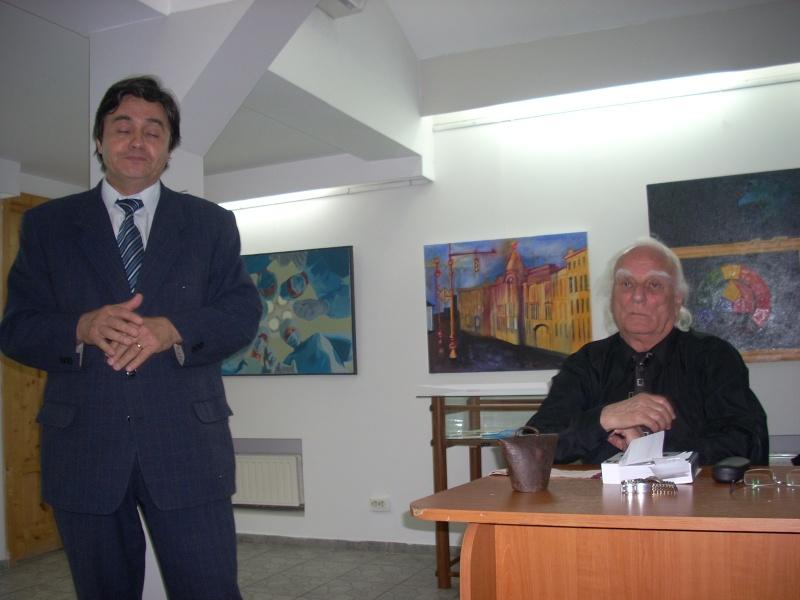 """Şedinţa XXI a Cenaclului Universul Prieteniei-""""ASTRALIA – un continent al poeziei"""" întâlnire de suflet cu omul şi poetul HORIA ZILIERU-19 mai 2012 Horia_17"""