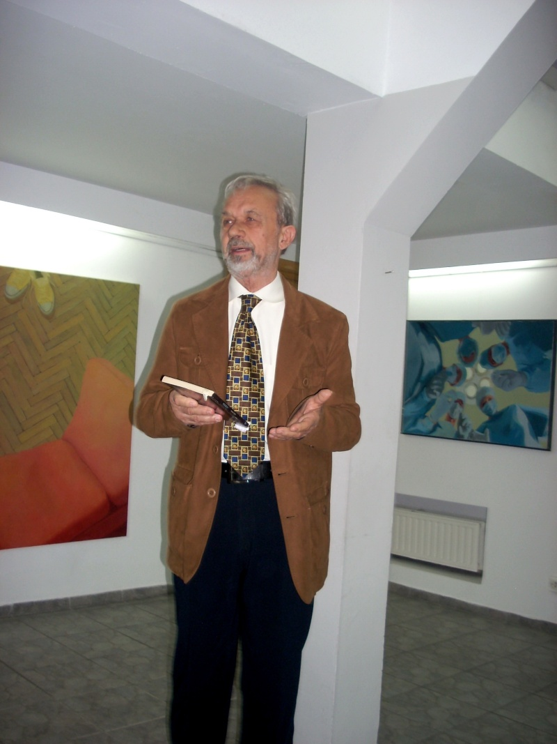 """Şedinţa XXI a Cenaclului Universul Prieteniei-""""ASTRALIA – un continent al poeziei"""" întâlnire de suflet cu omul şi poetul HORIA ZILIERU-19 mai 2012 Horia_19"""