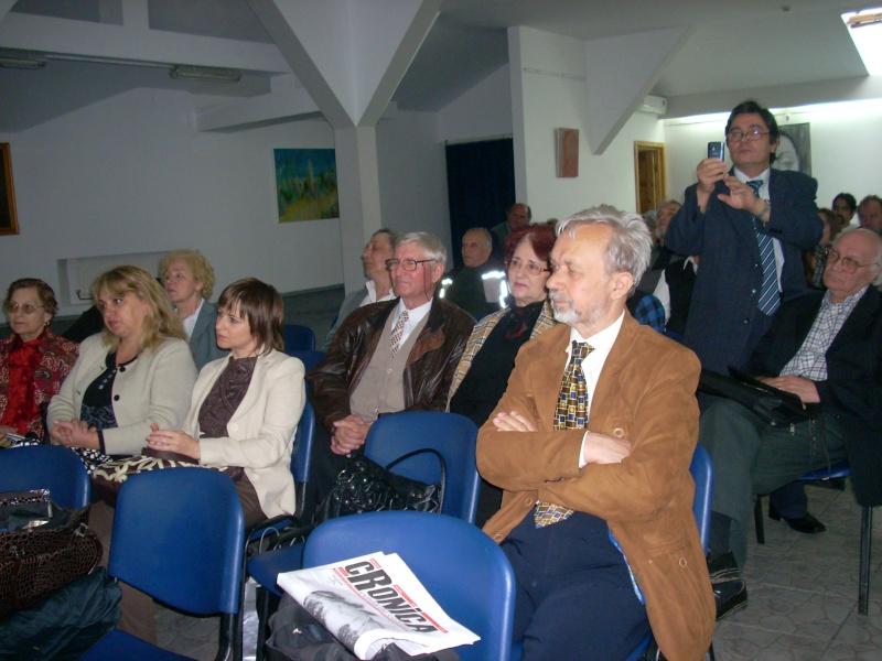 """Şedinţa XXI a Cenaclului Universul Prieteniei-""""ASTRALIA – un continent al poeziei"""" întâlnire de suflet cu omul şi poetul HORIA ZILIERU-19 mai 2012 Horia_23"""