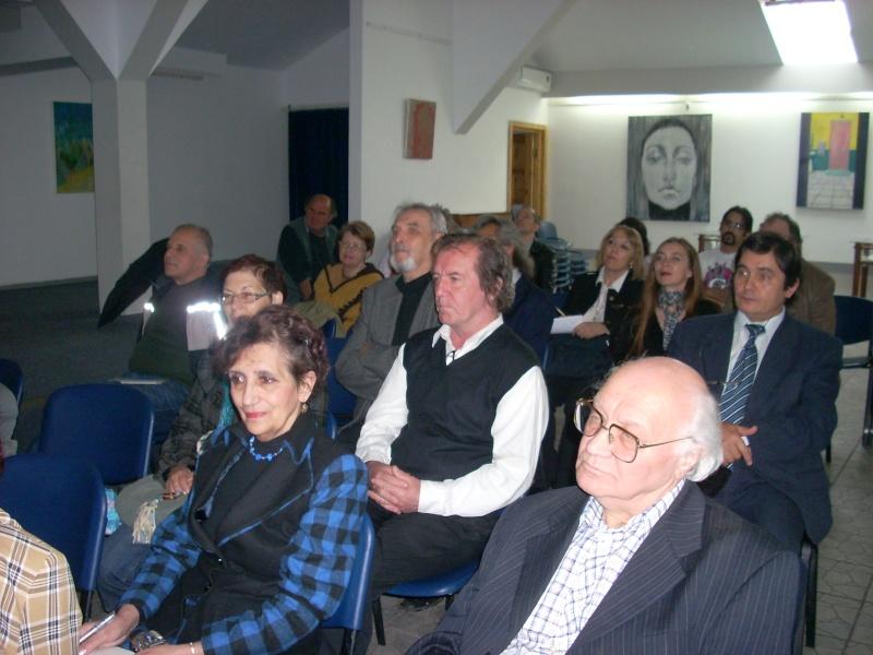 """Şedinţa XXI a Cenaclului Universul Prieteniei-""""ASTRALIA – un continent al poeziei"""" întâlnire de suflet cu omul şi poetul HORIA ZILIERU-19 mai 2012 Horia_25"""