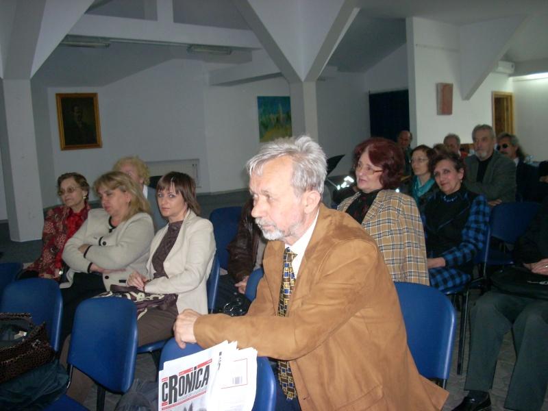 """Şedinţa XXI a Cenaclului Universul Prieteniei-""""ASTRALIA – un continent al poeziei"""" întâlnire de suflet cu omul şi poetul HORIA ZILIERU-19 mai 2012 Horia_26"""