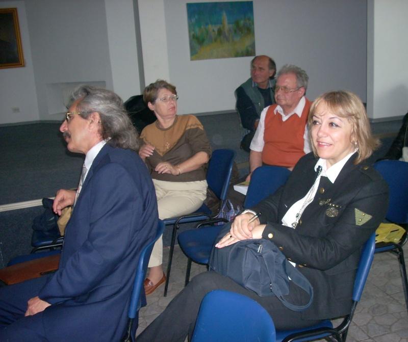 """Şedinţa XXI a Cenaclului Universul Prieteniei-""""ASTRALIA – un continent al poeziei"""" întâlnire de suflet cu omul şi poetul HORIA ZILIERU-19 mai 2012 Horia_28"""