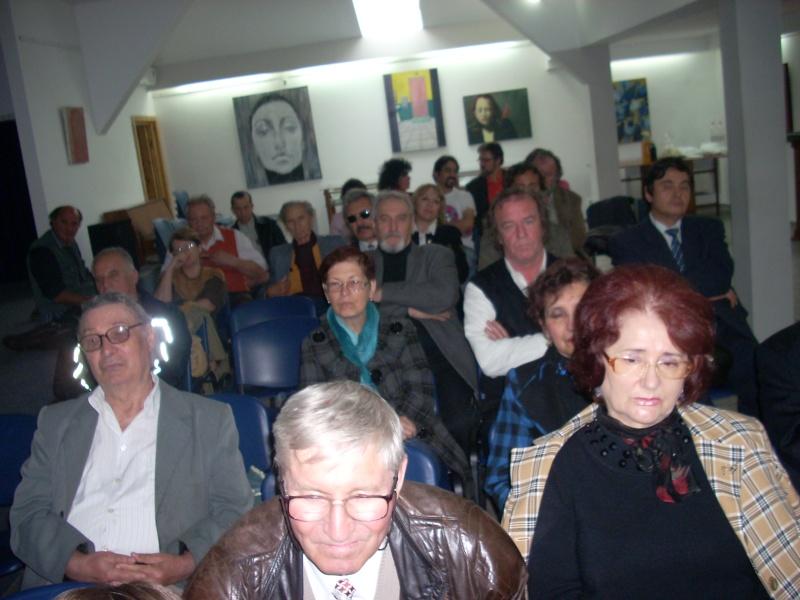 """Şedinţa XXI a Cenaclului Universul Prieteniei-""""ASTRALIA – un continent al poeziei"""" întâlnire de suflet cu omul şi poetul HORIA ZILIERU-19 mai 2012 Horia_30"""