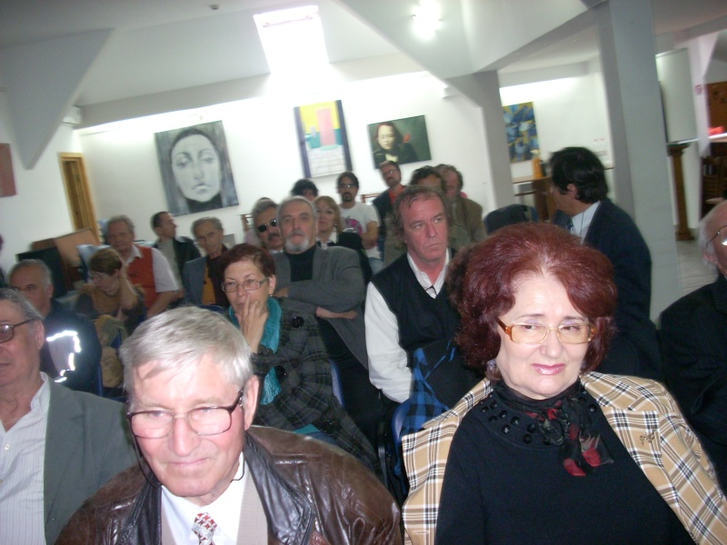 """Şedinţa XXI a Cenaclului Universul Prieteniei-""""ASTRALIA – un continent al poeziei"""" întâlnire de suflet cu omul şi poetul HORIA ZILIERU-19 mai 2012 Horia_32"""
