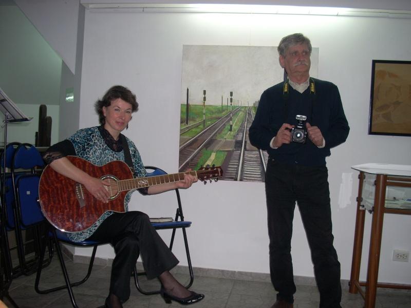 """Şedinţa XXI a Cenaclului Universul Prieteniei-""""ASTRALIA – un continent al poeziei"""" întâlnire de suflet cu omul şi poetul HORIA ZILIERU-19 mai 2012 Horia_37"""