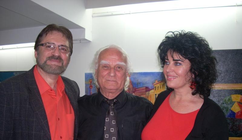 """Şedinţa XXI a Cenaclului Universul Prieteniei-""""ASTRALIA – un continent al poeziei"""" întâlnire de suflet cu omul şi poetul HORIA ZILIERU-19 mai 2012 Horia_40"""