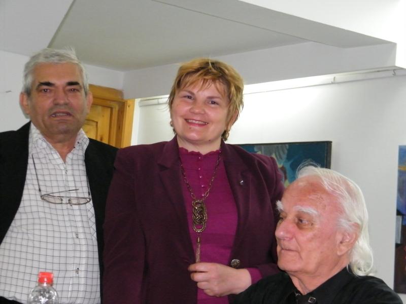 """Şedinţa XXI a Cenaclului Universul Prieteniei-""""ASTRALIA – un continent al poeziei"""" întâlnire de suflet cu omul şi poetul HORIA ZILIERU-19 mai 2012 Horia_50"""