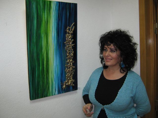 Vernisajul expoziţiei de pictură ART D`ECHO - autor-Liliana Nastas Brătescu-07 dec 2011 Img_6310