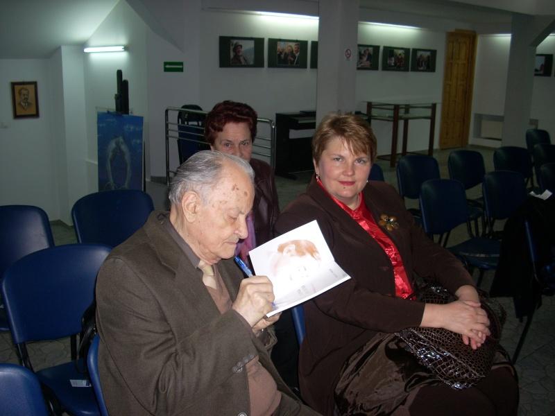 """Lansare de carte:""""Mecena, medic şi misionar Teodorescu"""" de Gheorghe A.M. Ciobanu-23 octombrie 2012 Impreu10"""