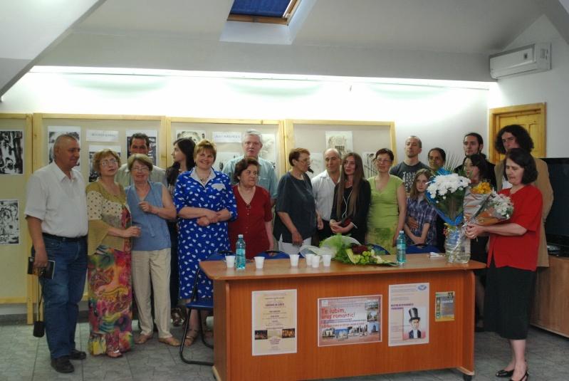 Lansare de cărţi - poezie gotică - Dorina NECULCE-11 mai 2012 K_1310