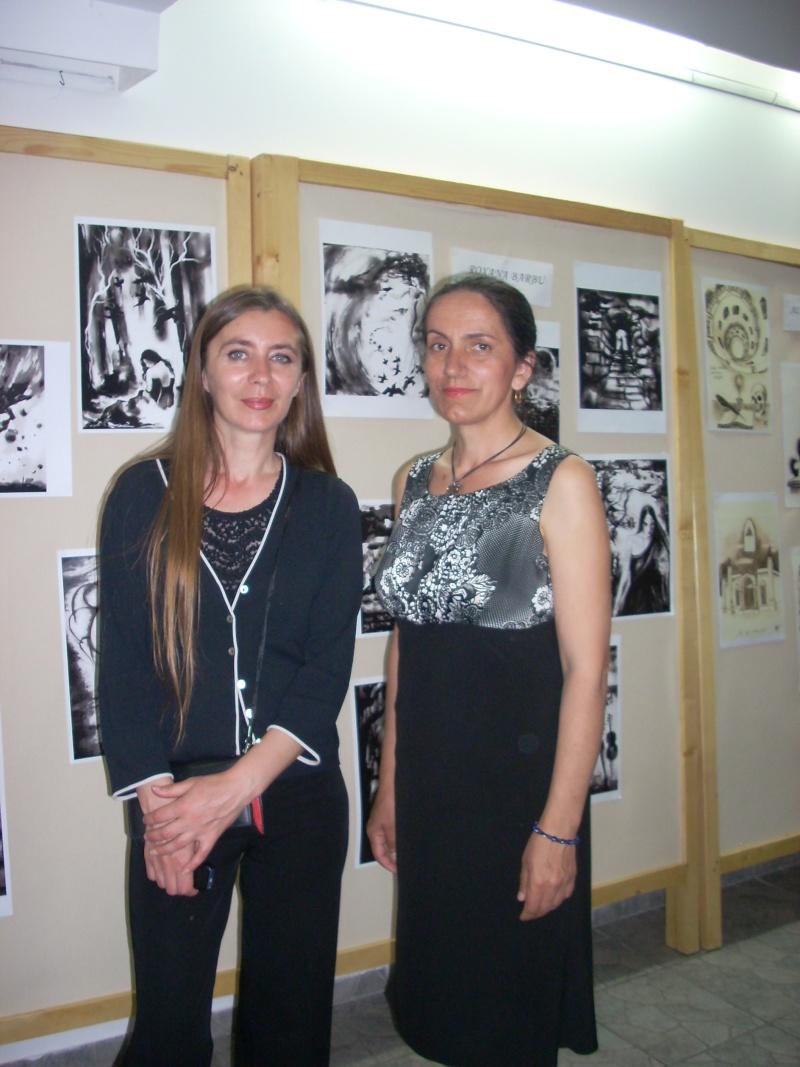 Lansare de cărţi - poezie gotică - Dorina NECULCE-11 mai 2012 Lansa123
