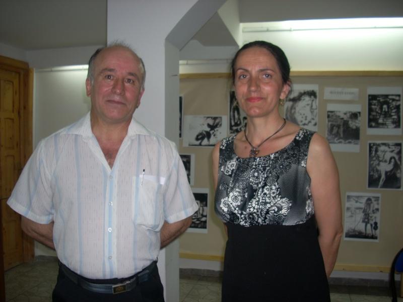 Lansare de cărţi - poezie gotică - Dorina NECULCE-11 mai 2012 Lansa124