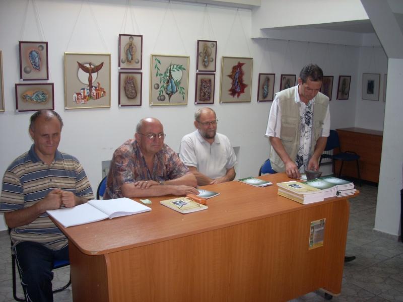 "Lansarea volumului de poezie ""Genunchii Tamisei"" -Gheorghe VIDICAN Lansar12"