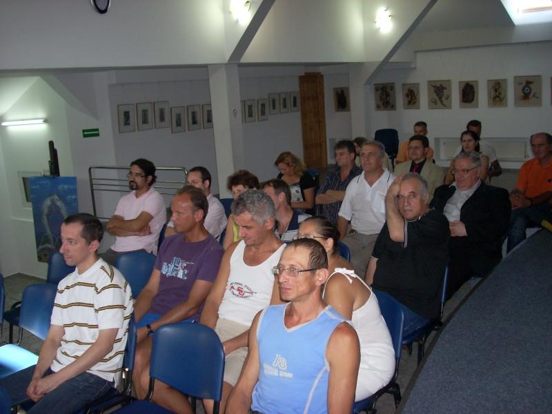 "Lansarea volumului de poezie ""Genunchii Tamisei"" -Gheorghe VIDICAN Lansar18"