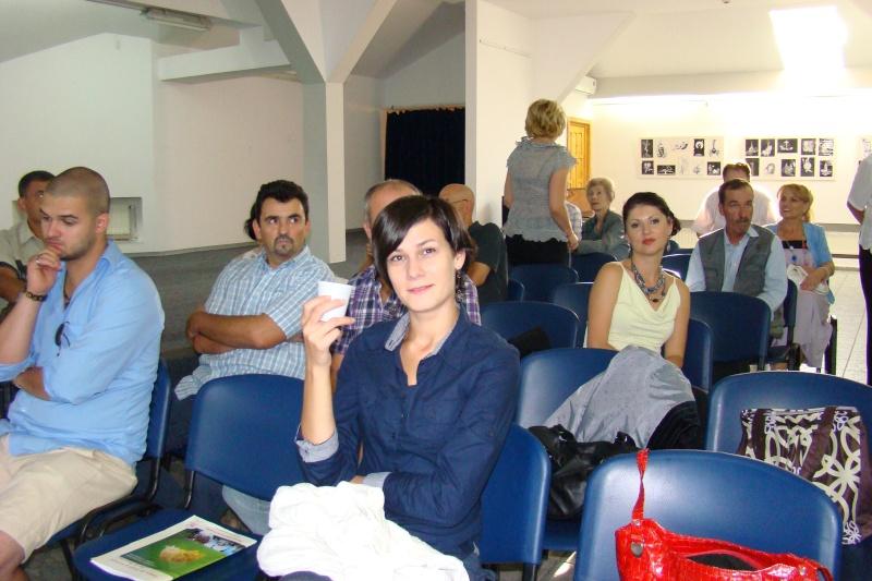 Şedinţa a XVII-a Cenaclului U.P.-Lansare de carte-Ovidiu Raul Vasiliu-22 sept 2011 Lansar30