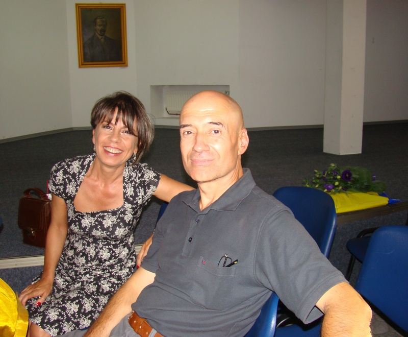 Şedinţa a XVII-a Cenaclului U.P.-Lansare de carte-Ovidiu Raul Vasiliu-22 sept 2011 Lansar37