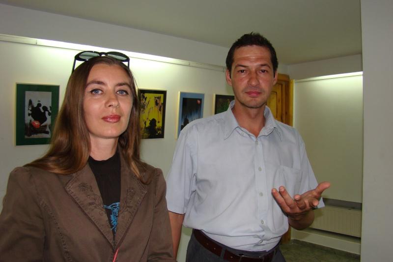 Şedinţa a XVII-a Cenaclului U.P.-Lansare de carte-Ovidiu Raul Vasiliu-22 sept 2011 Lansar39
