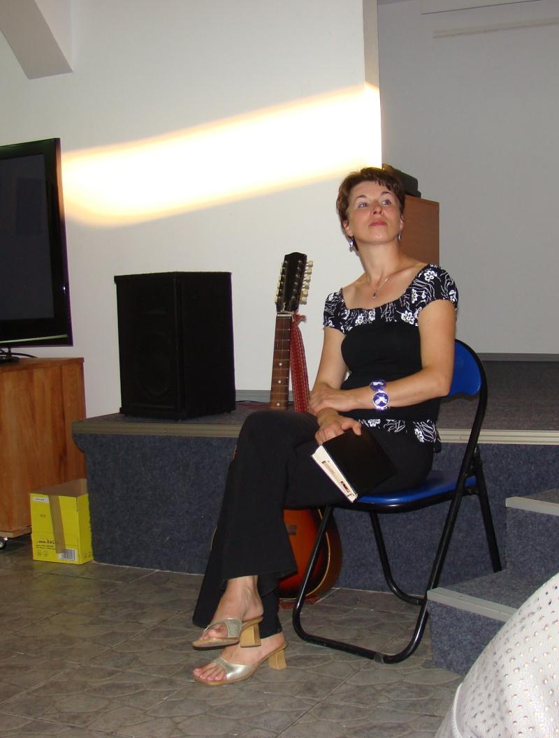 Şedinţa a XVII-a Cenaclului U.P.-Lansare de carte-Ovidiu Raul Vasiliu-22 sept 2011 Lansar43