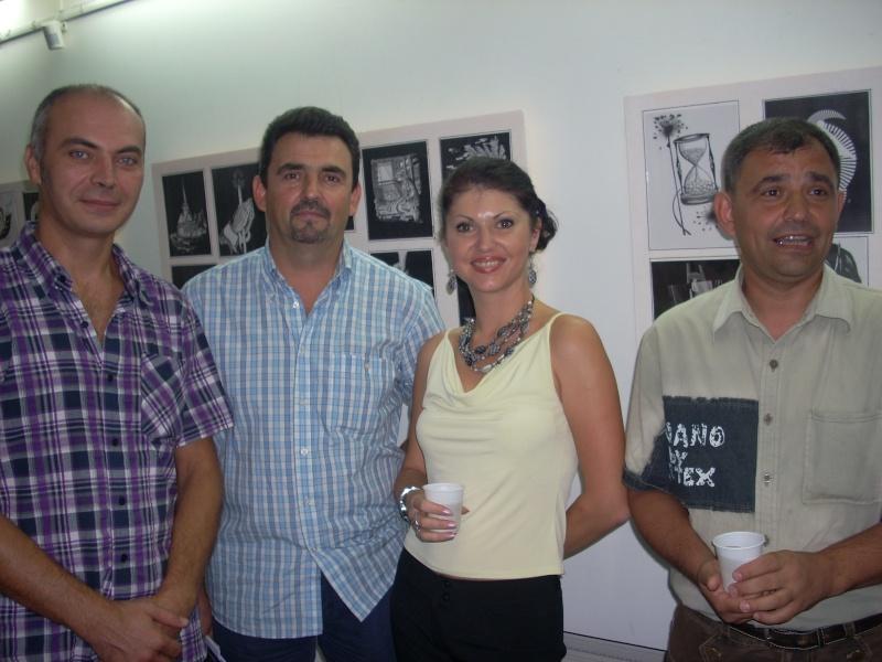 Şedinţa a XVII-a Cenaclului U.P.-Lansare de carte-Ovidiu Raul Vasiliu-22 sept 2011 Lansar47
