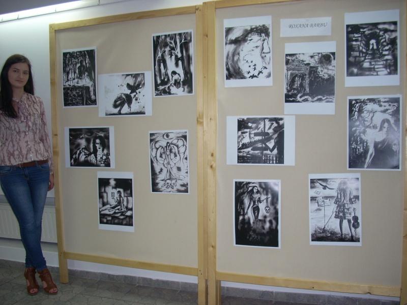 Lansare de cărţi - poezie gotică - Dorina NECULCE-11 mai 2012 Lansar89