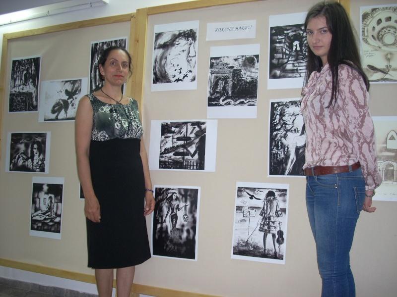 Lansare de cărţi - poezie gotică - Dorina NECULCE-11 mai 2012 Lansar92
