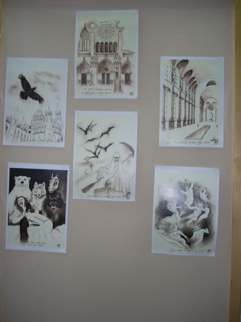 Lansare de cărţi - poezie gotică - Dorina NECULCE-11 mai 2012 Lansar95