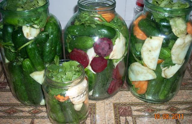 Muraturi in otet si in saramura-alte preparate(conserve din legume) pentru iarna Muratu12