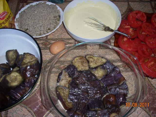 Sufleuri,budinci aperitiv(sarate),musacale Musaca11
