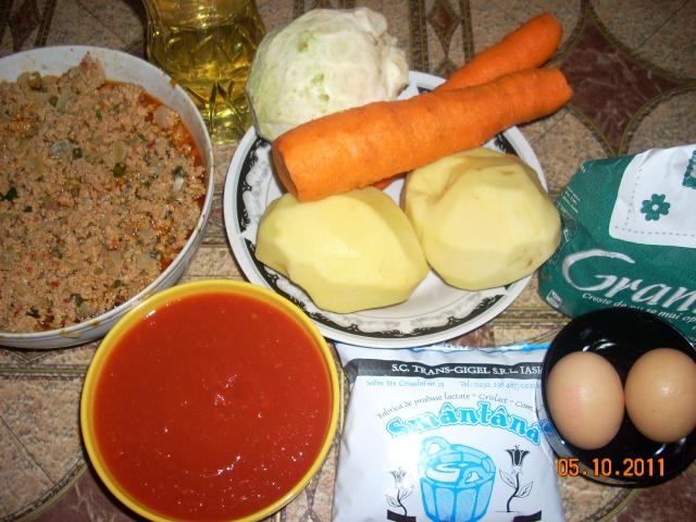 Sufleuri,budinci aperitiv(sarate),musacale Musaca21