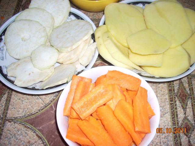 Sufleuri,budinci aperitiv(sarate),musacale Musaca22