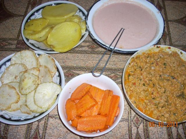 Sufleuri,budinci aperitiv(sarate),musacale Musaca23