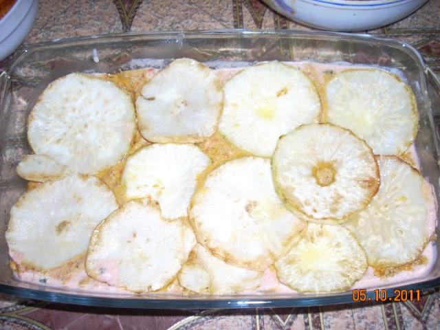 Sufleuri,budinci aperitiv(sarate),musacale Musaca26