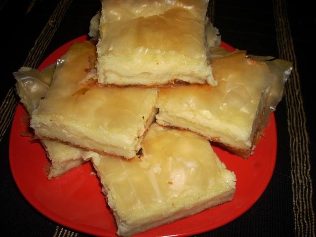 Dulciuri rapide,prajituri de frupt si de post si alte deserturi traditionale Placin16