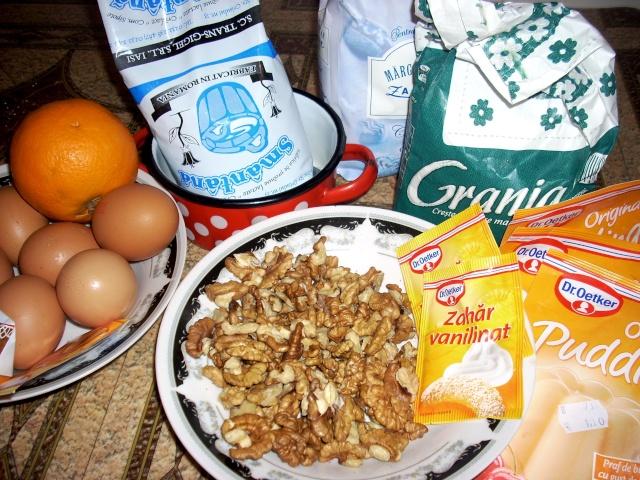 Dulciuri rapide,prajituri de frupt si de post si alte deserturi traditionale Prajit40