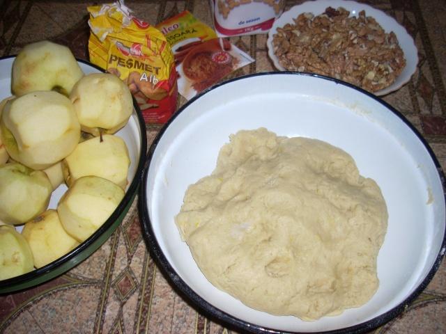 Dulciuri rapide,prajituri de frupt si de post si alte deserturi traditionale Prajit54