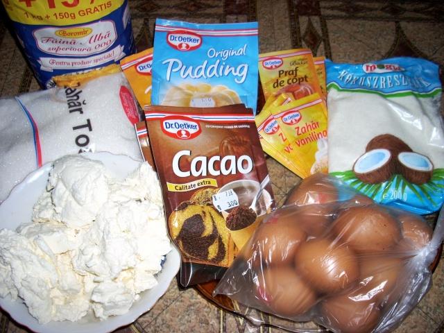 Dulciuri rapide,prajituri de frupt si de post si alte deserturi traditionale Prajit58