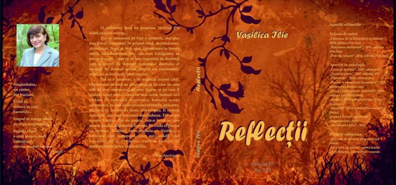 """Lansare """"Anonim pe ringul adolescenţei"""" de Liviu MIRON şi """"Reflecţii"""" de Vasilica Ilie-08 dec 2012 Reflec12"""