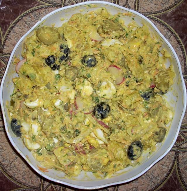 Gustări  şi  aperitive Salata11