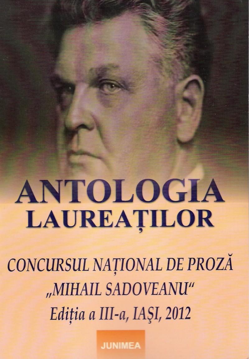 """Festivalul Naţional şi Concursul Național de Proza """"Mihail Sadoveanu"""", Iaşi 3-5 noiembrie 2012 Scan0014"""