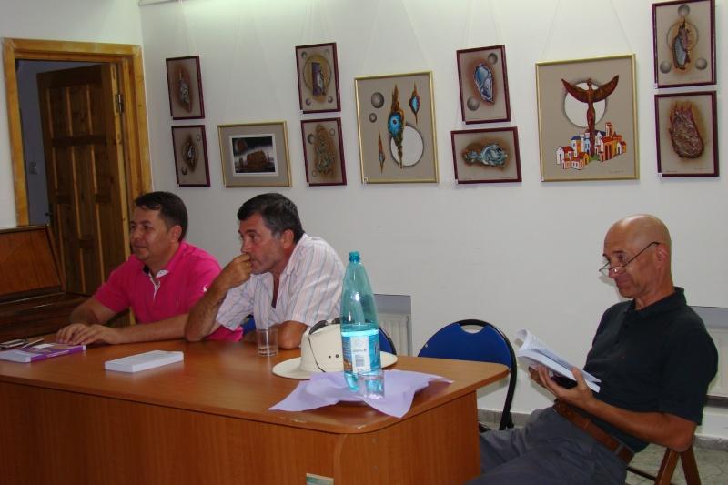 """Lansarea antologiei-""""Alertă de grad zero în proza scurtă românească actuală"""" Sufleu28"""