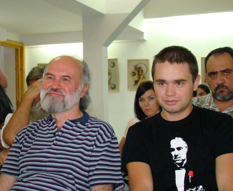 """Lansarea antologiei-""""Alertă de grad zero în proza scurtă românească actuală"""" Sufleu32"""