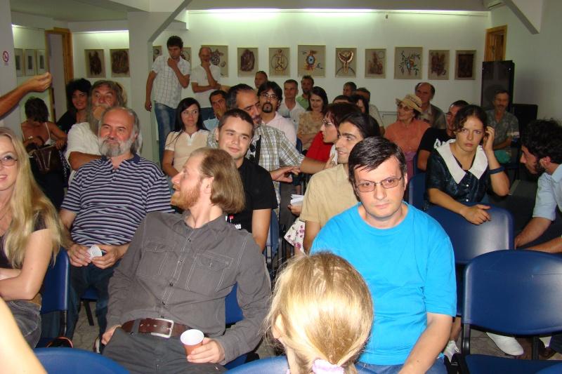 """Lansarea antologiei-""""Alertă de grad zero în proza scurtă românească actuală"""" Sufleu49"""
