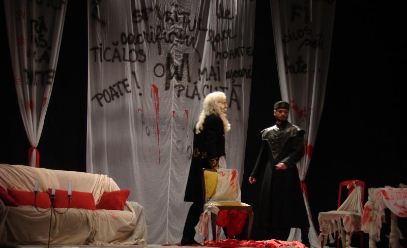 """Premiera """"O sărbătoare princiară"""" la Ateneul Tătărași Teatru11"""